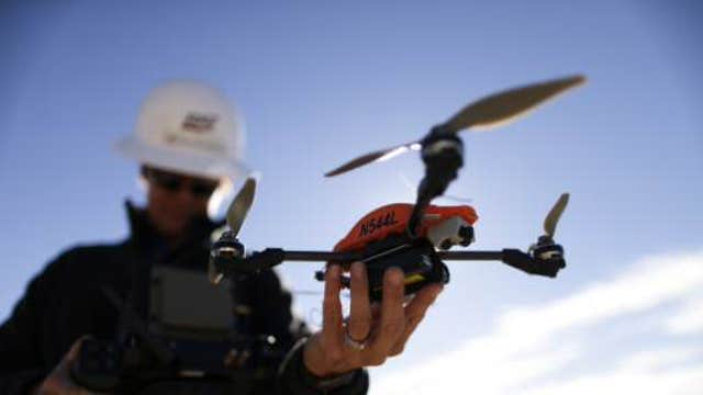 FAA outlines new rules for commercial drones