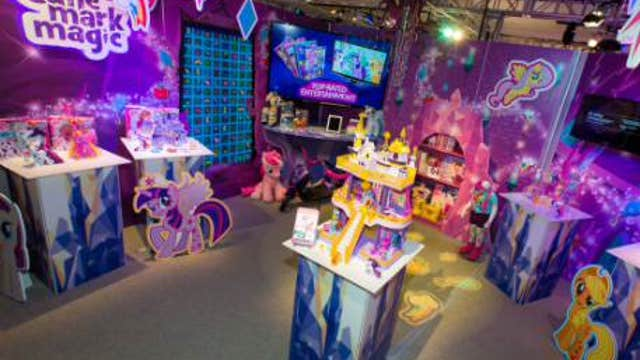 Companies show off products at 2015 Toy Fair