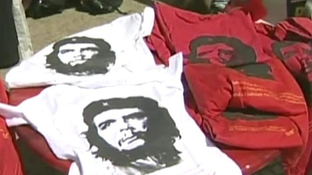 Why is wearing communist-infused clothing trending in the U.S.?