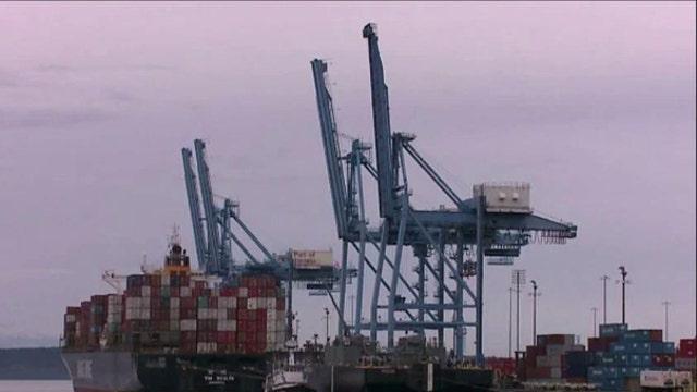 West Coast port labor dispute's impact on the economy, consumers
