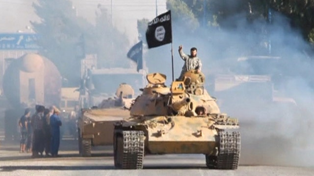 ISIS hoping to use Libya as gateway to Europe?