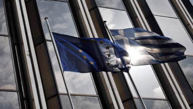 Is the Greek debt crisis really a big deal?