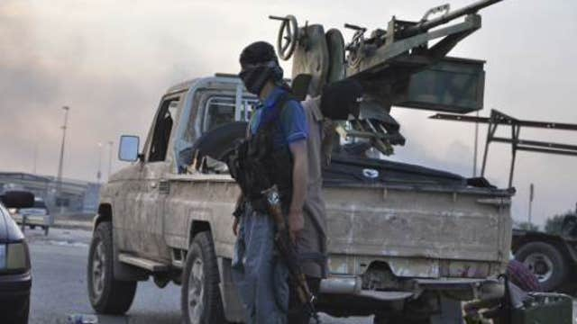 Is ISIS becoming more powerful?