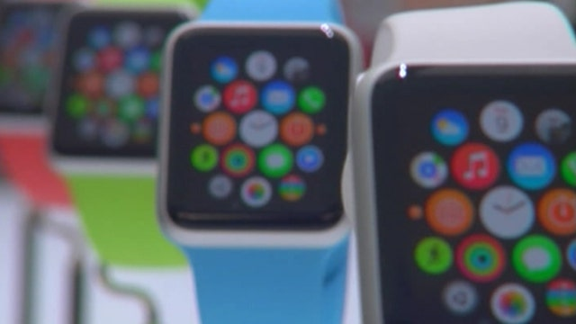 Apple shares rise on iWatch sales forecasts