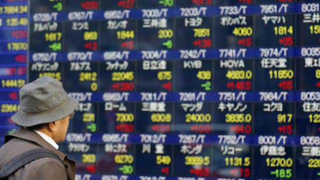 Japan's Nikkei rises to 15-year high