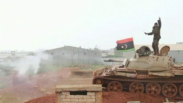 Should Europe be worried about Libya potentially falling to ISIS?