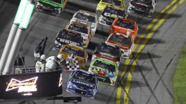 Who will win the Daytona 500?