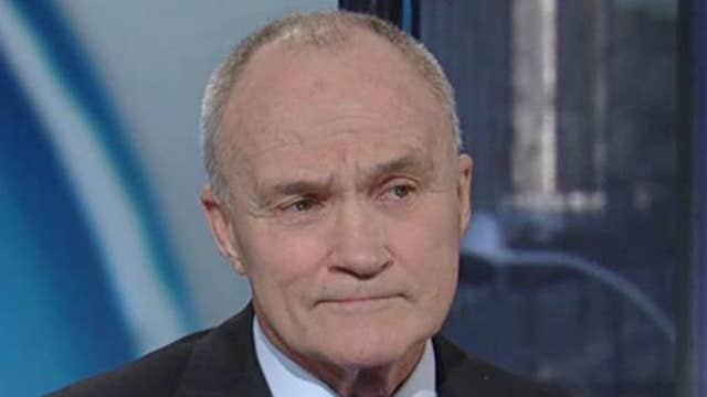 Ray Kelly talks ISIS threats, cybersecurity