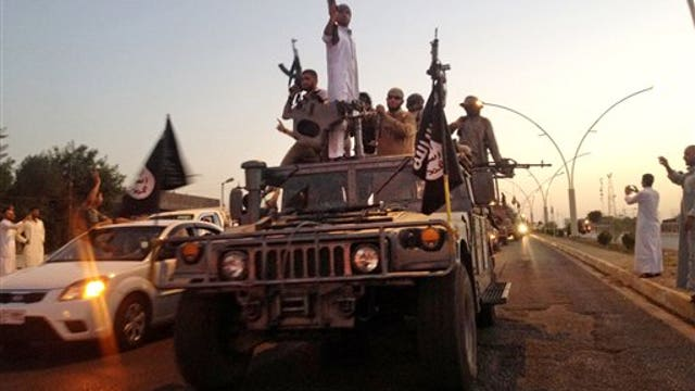 Can the Iraqi military take Mosul from ISIS?
