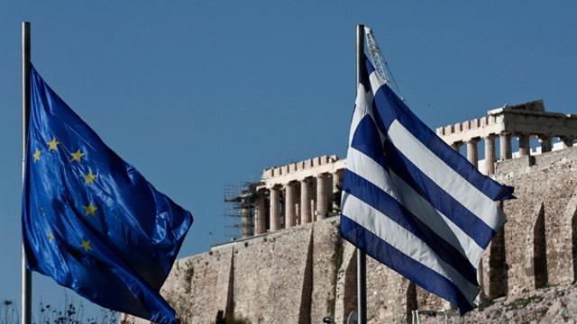 News of Greek debt extension deal sends U.S. stocks higher
