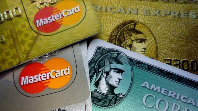 Consumers taking on too much debt?
