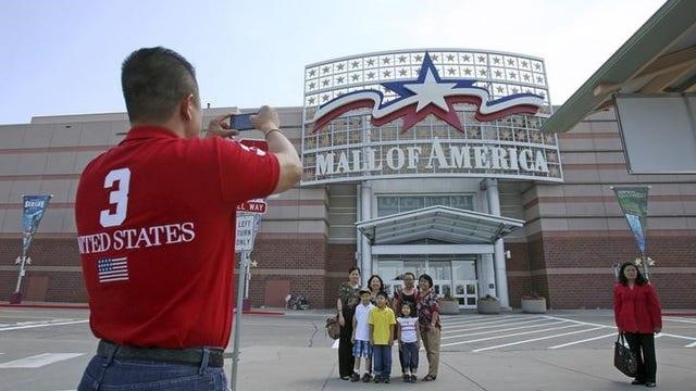 Mall of America on high alert