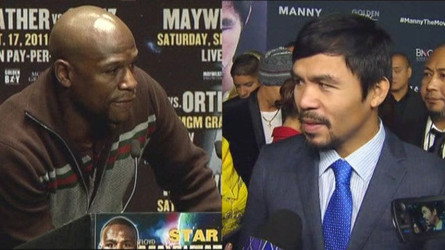 Will Mayweather vs. Pacquiao be the fight of the century?