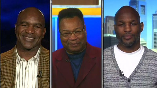 Legends on the state of boxing
