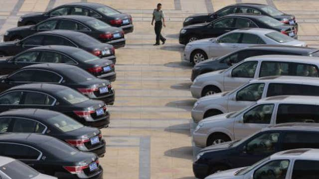 Startup launches auto-loan marketplace for middle-market investors