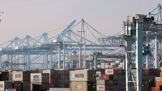Labor Secretary on West Coast port deal