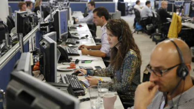 European shares mostly higher after Greece deal