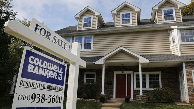 Why are home sales falling?