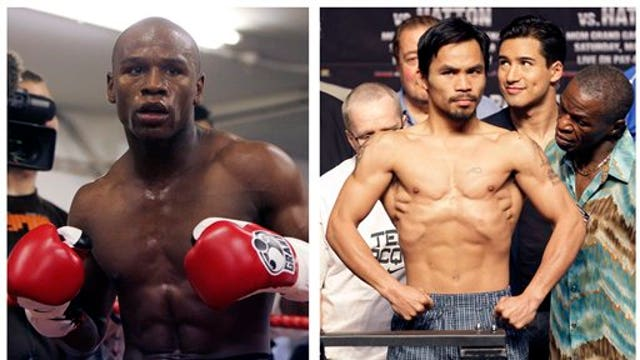 How much will the Mayweather v. Pacquiao fight make?