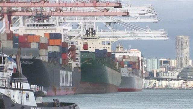 A deal finally struck to resolve West Coast port dispute