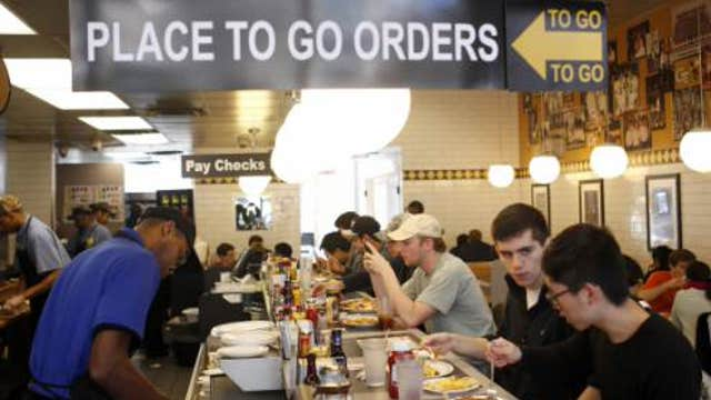 Waffle House getting into the package delivery market