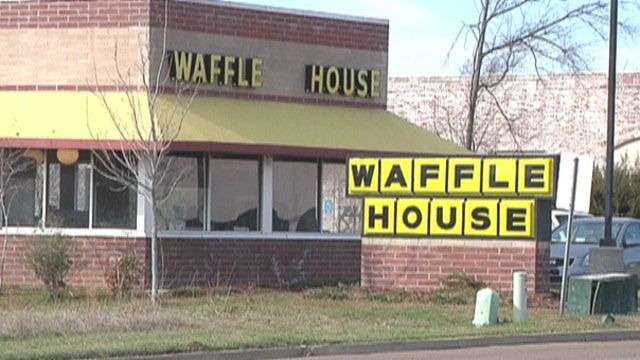 Waffle House expanding from breakfast to package delivery
