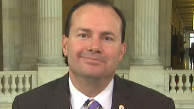 Sen. Mike Lee: Not willing to wave the white flag on Keystone