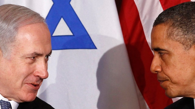 Has Obama Administration gone too far in its attacks on the Israeli PM?