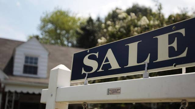 New home sales fall less than expected in January