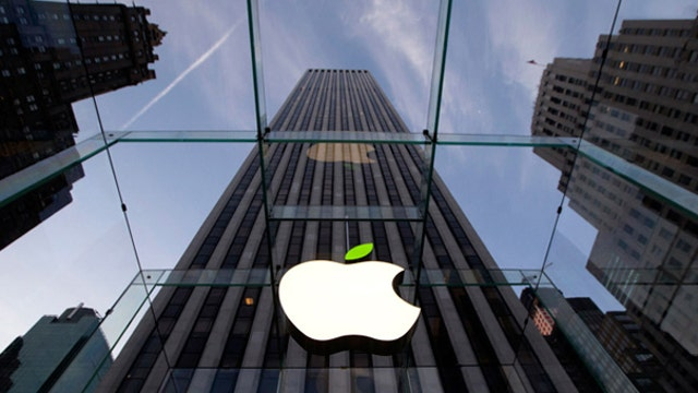 Apple shares down on losing patent infringement trial