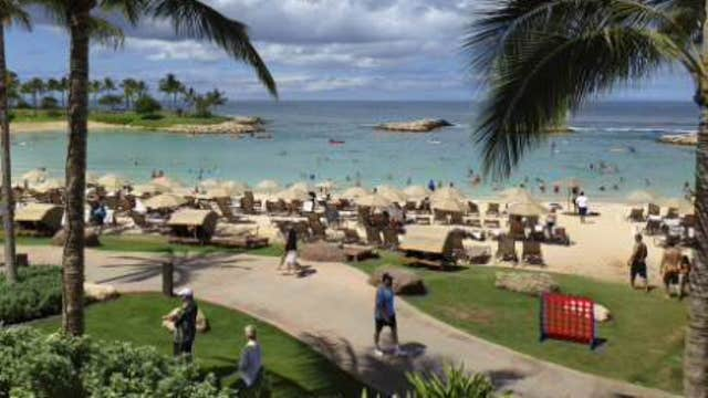 GSA spending big bucks on luxury hotels in Hawaii?