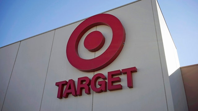 Target shares hit lifetime high