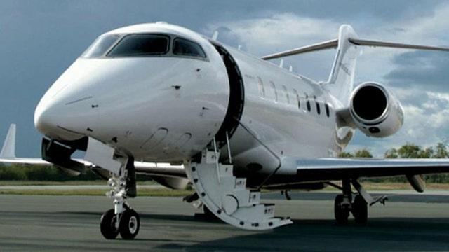 On-demand luxury jets