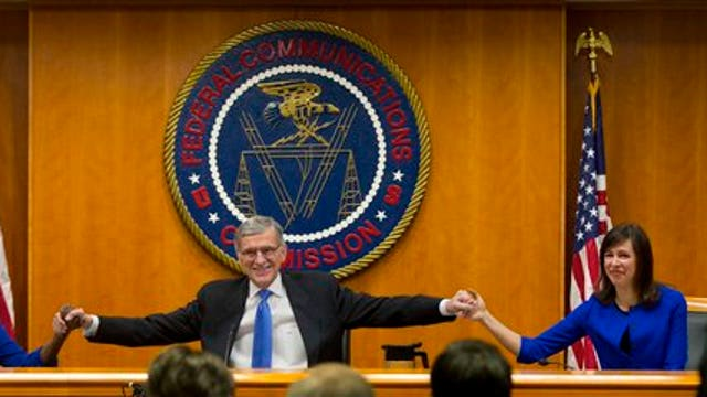 The FCC votes in favor of internet regulation