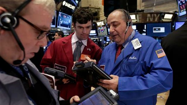 What are the red flags to look out for in the markets?
