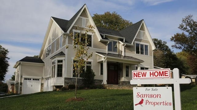 The housing market is back as home prices continue to rise?
