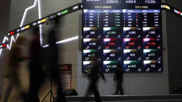 Shanghai, Nikkei lead Asian markets higher
