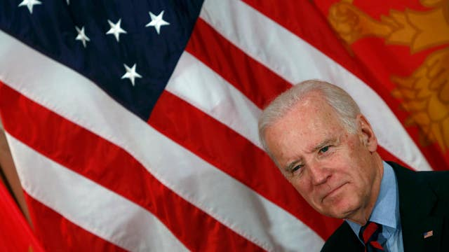 Vice President Biden calling for 'emancipation' on income inequality
