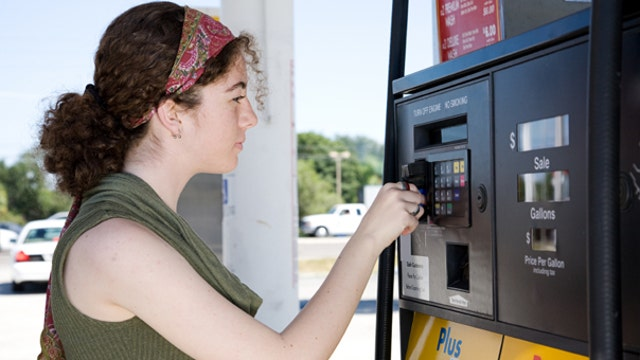 Have lower gas prices boosted consumer spending?