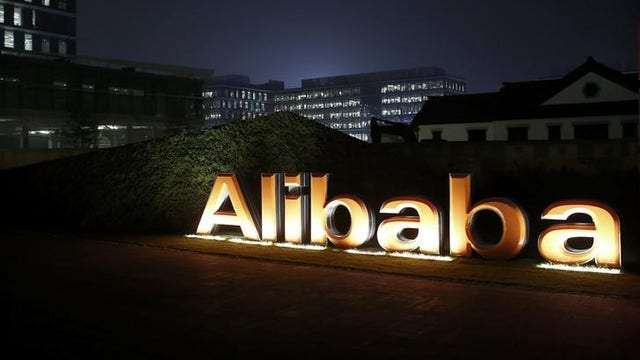 Alibaba lockup on 429M shares expires March 19