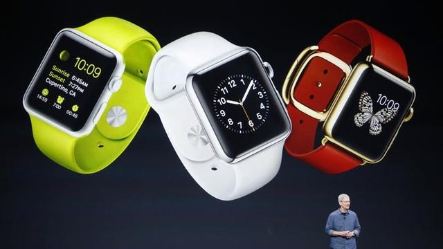 Time to unveil iWatch?