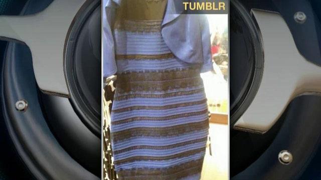 Dress debate causes stir on social media