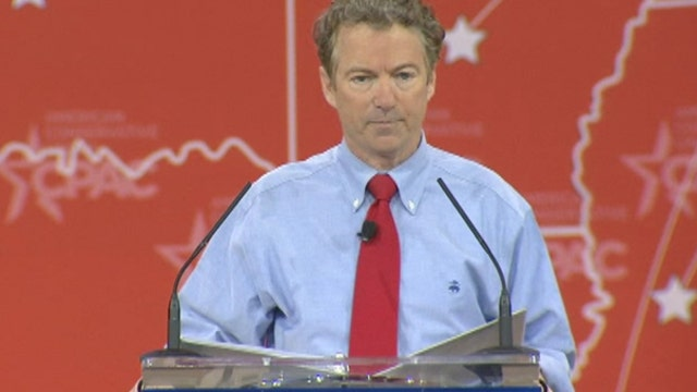 Chuck Woolery: My prediction is Rand Paul will go nowhere