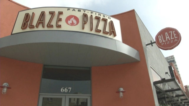 Blaze Pizza COO Jim Mizes on the business leader he admires most and what to look for when hiring.