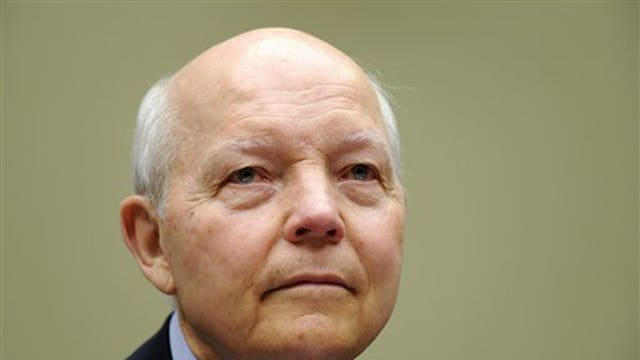 IRS may face criminal charges if the commissioner lied about missing emails?