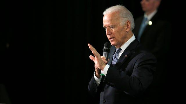 Biden calls for 'emancipation' of wealth