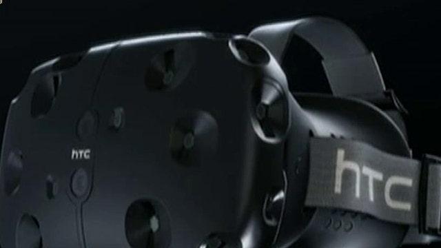 HTC taps into virtual reality