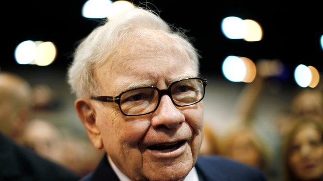Buffett to pass the torch