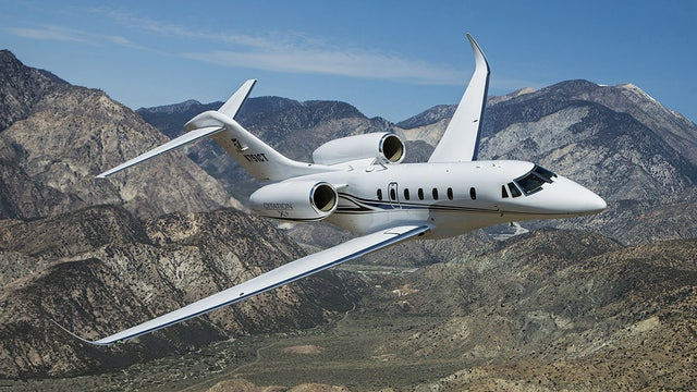 Private jet industry cruising at robust pace