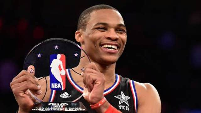 Russell Westbrook the best player in the NBA?